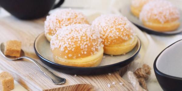 Beignets, donuts, brioches et autres