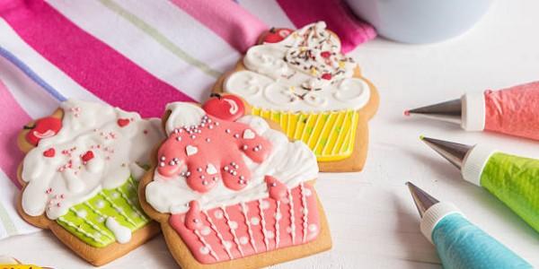 Glaçage et décoration des biscuits