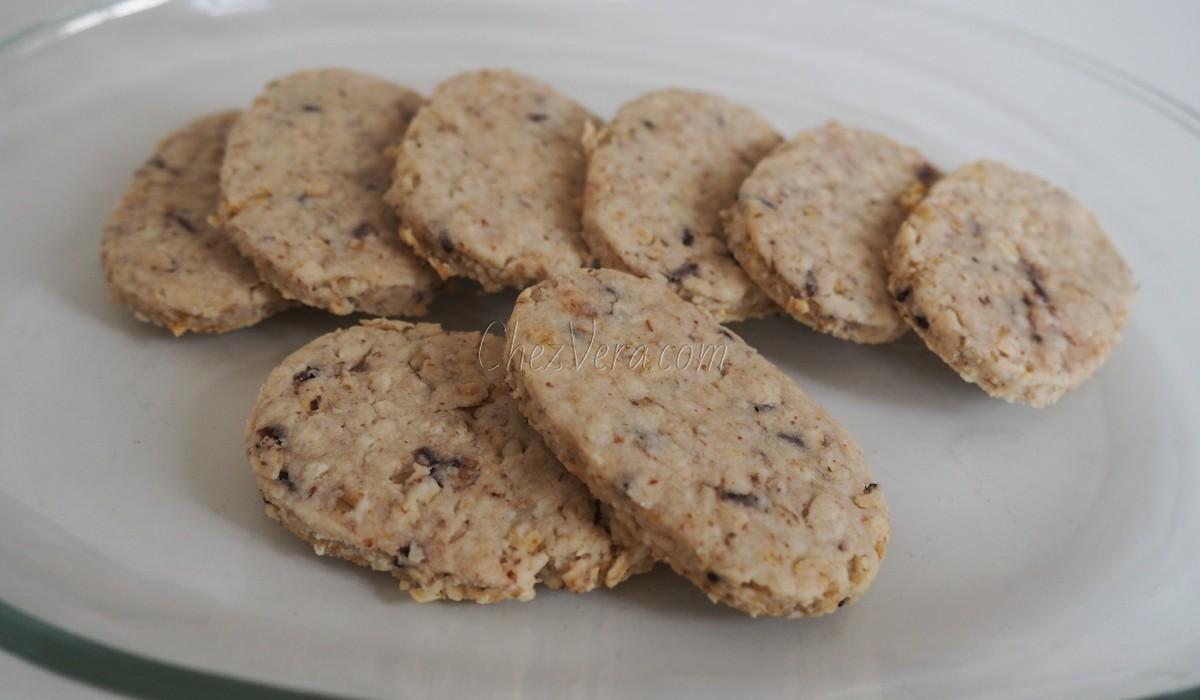 Biscuits healty aux amandes – pour bien commencer l'année