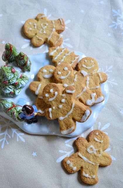 Biscuits épicés de Céline