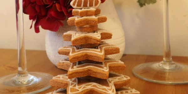 3D-Gingerbread Christmas Tree