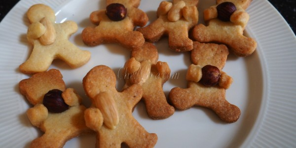 Cute Teddy Bears Cookies