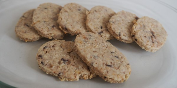 Healthy Almond Cookies – For a fresh start to 2021 :-)