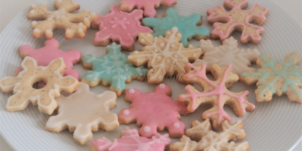 Snow Queen's Cookies