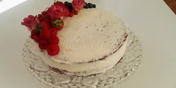 Glutenfreier Kakao-Mandel-Kuchen - ultraleicht