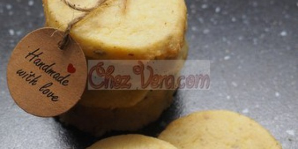 Biscuits à la lavande
