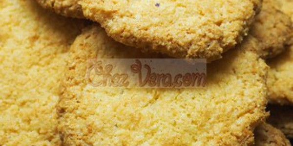 Coconut Cookies - Swedish Recipe