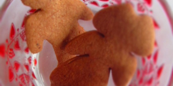 Gingerbread – made easily!