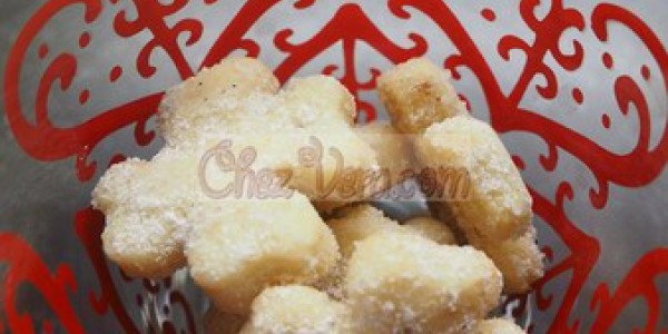 Biscuits au noix de macadamia
