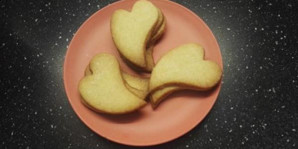 Biscuits au gingembre (St. Valentin)