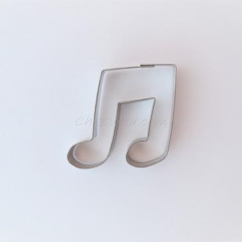 Emporte-pièce Note de musique II
