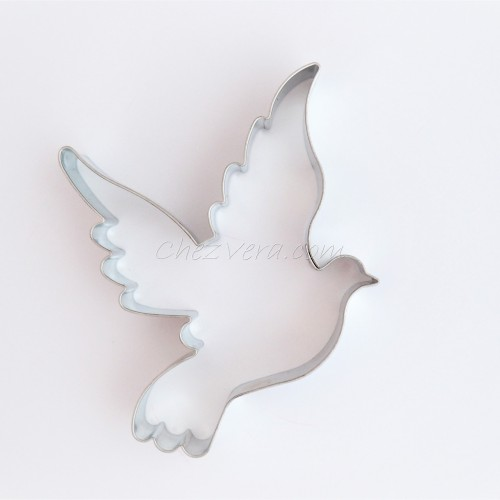 Cookie Cutter Dove – large