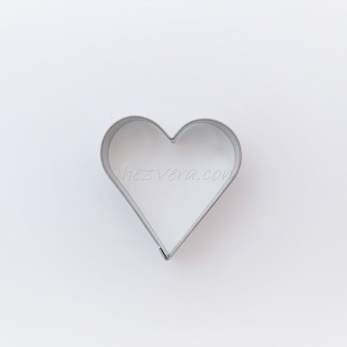 Ausstechform Herz (mittelgroß) I