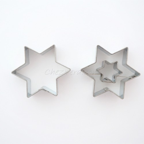 Linzer Cookie Cutters Set – Star (small)