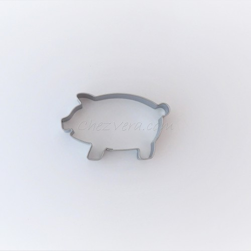 Cookie Cutter Pig I