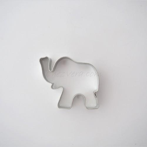 Cookie Cutter Elephant II