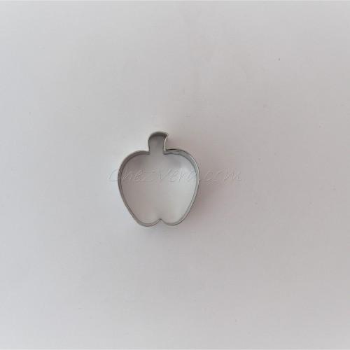 Ausstechform Apfel I