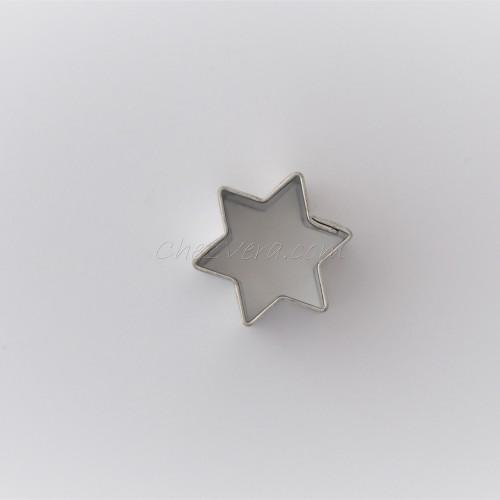 Ausstechform Stern mini II