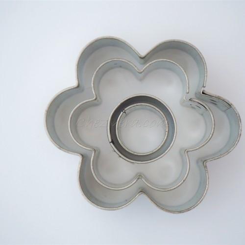Fleur petite – set de 4 pièces