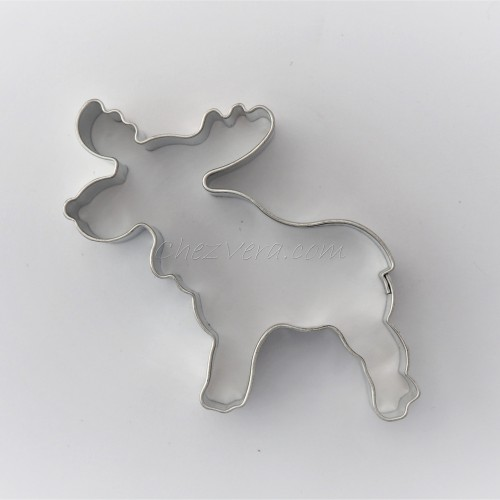 Cookie Cutter Reindeer III