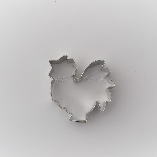 Cookie Cutter Rooster – mini