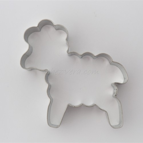 Cookie Cutter Sheep large II