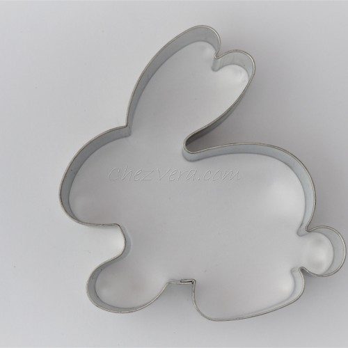 Cookie Cutter Bunny (sitting) large II