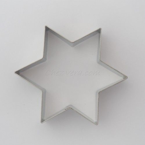 Cookie Cutter Star large II