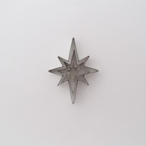 Étoile pointue – set de 3 pièces