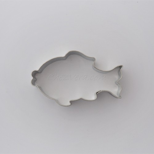 Cookie Cutter Fish IV