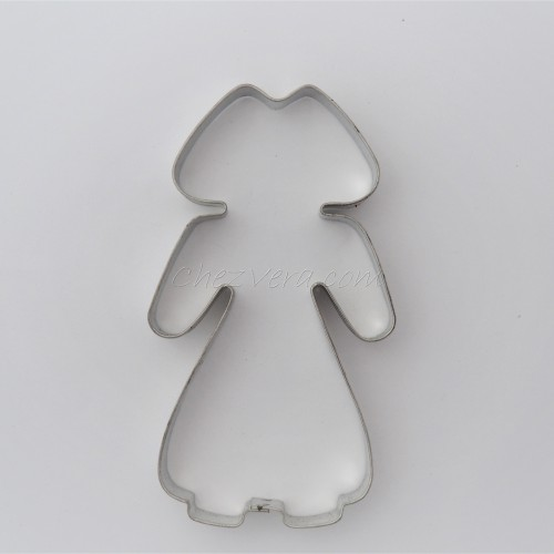 Cookie Cutter Alsatian Girl – large