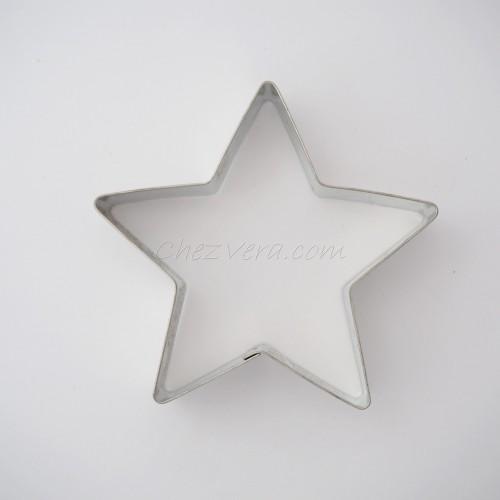 Ausstechform Stern mit 5 Zacken – groß