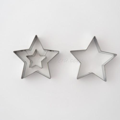 Linzer Cookie Cutters Set – Star
