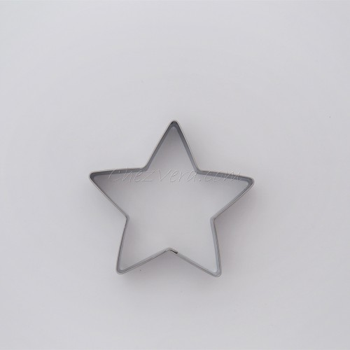 Cookie Cutter Five-pointed Star
