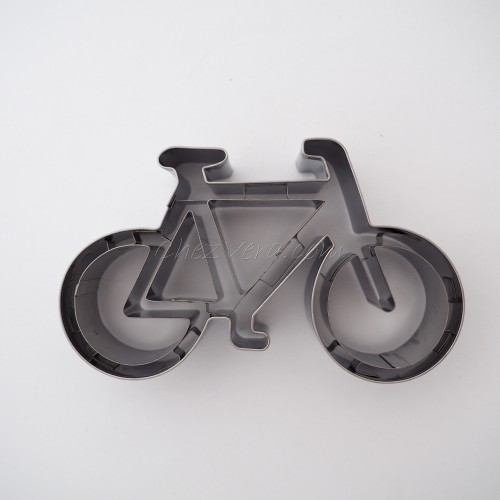 Ausstechform Fahrrad