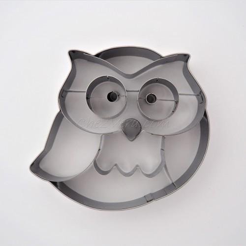 Cookie Cutter Owl III