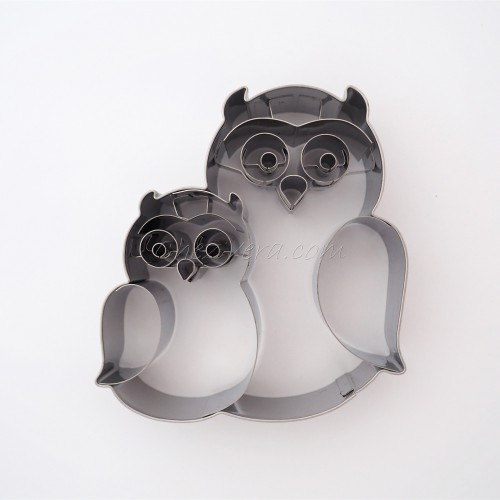 Cookie Cutter Owl IV