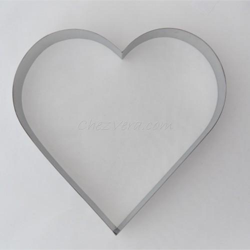 Cookie Cutter Heart 22 cm