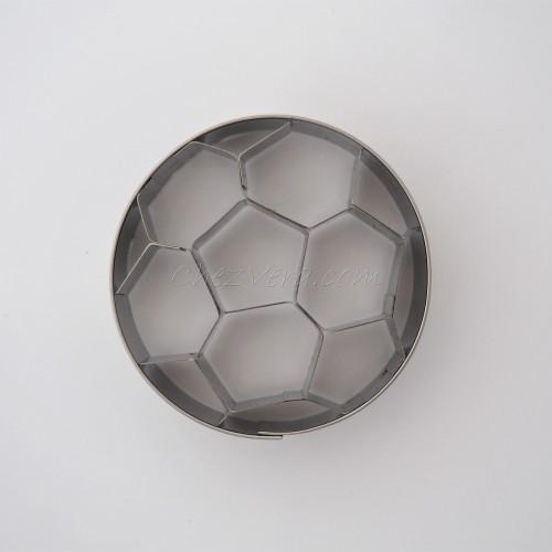 Ausstechform Fußball