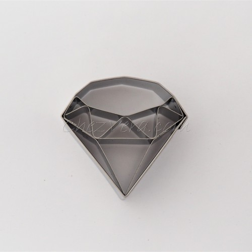 Ausstechform Diamant