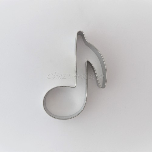 Musical note 10 cm