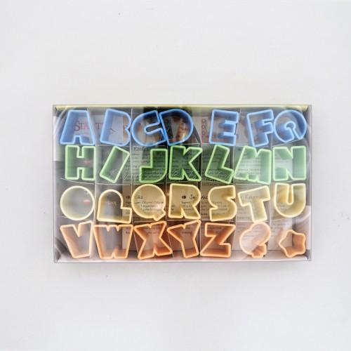 Emporte-pièces Alphabet
