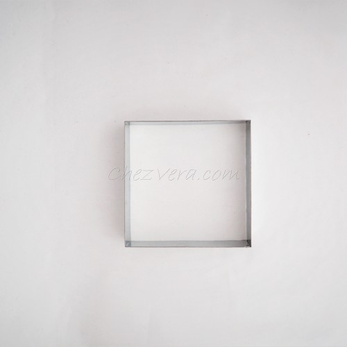 Ausstechform Viereck – 12 cm