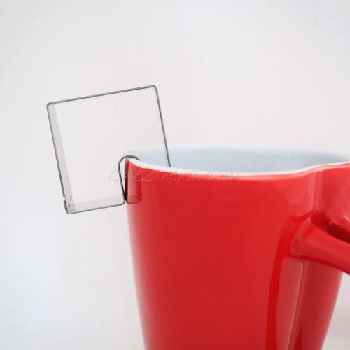 Tasse café – carré