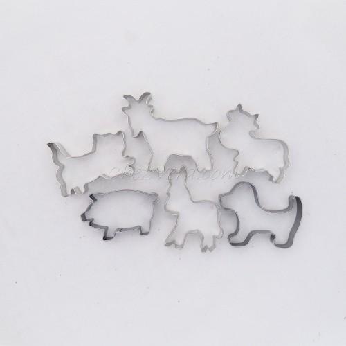 Set animaux de la ferme I