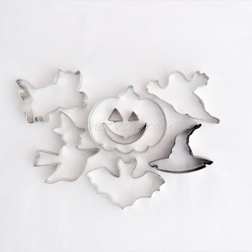 Cookie Cutters Set Halloween