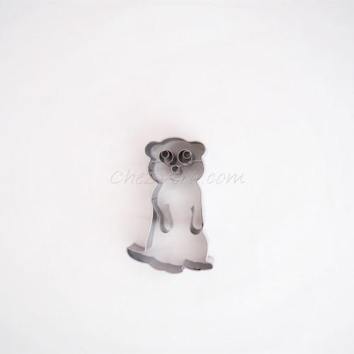 Cookie Cutter Meerkat
