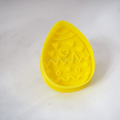 Cookie Cutter with Ejector – Easter Egg