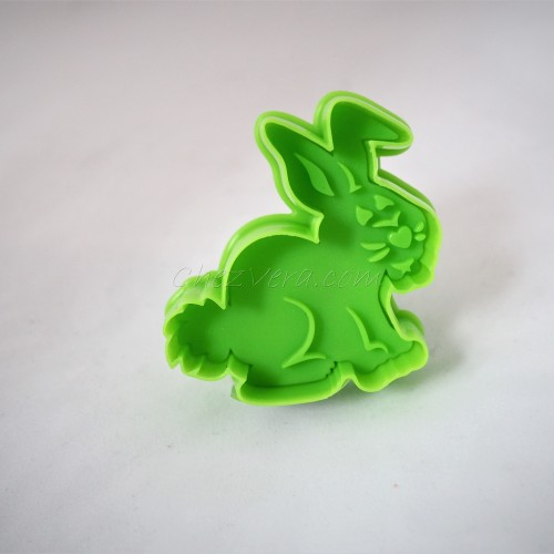 Cookie Cutter with Ejector – Rabbit