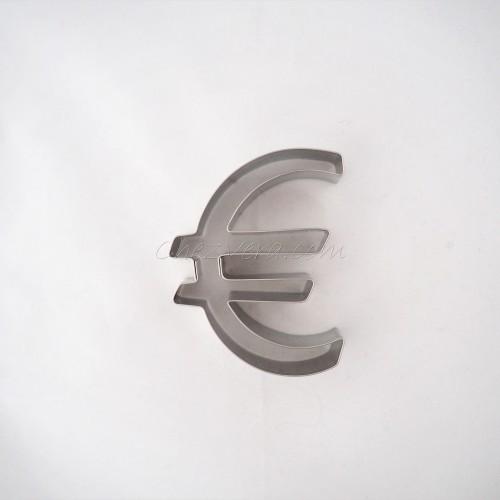 Ausstechform Euro-Zeichen
